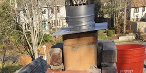 Chimney Flashing Repair