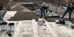 Industrial Roof Repair,