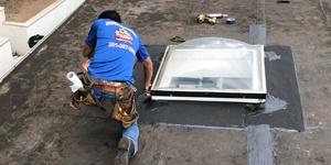 skylight repair contractors