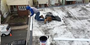 Flat Roof Leak Repair