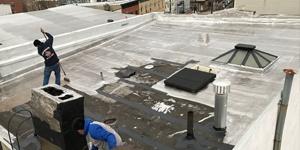 House Roof Leak Repair