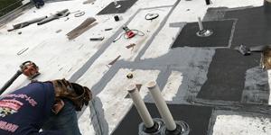 Emergency Roof Leak Repair