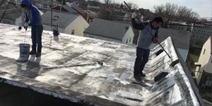 Storm Damage Roof Leak Repair