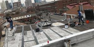 Residential Roof Leak Repair